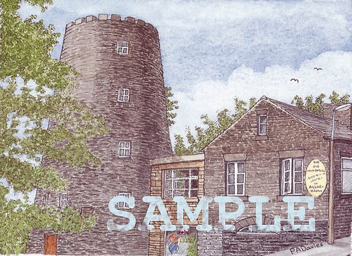 The Old Mill, Parbold