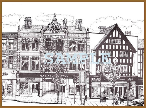 Makinson Arcade, Wigan A5 or A4 from