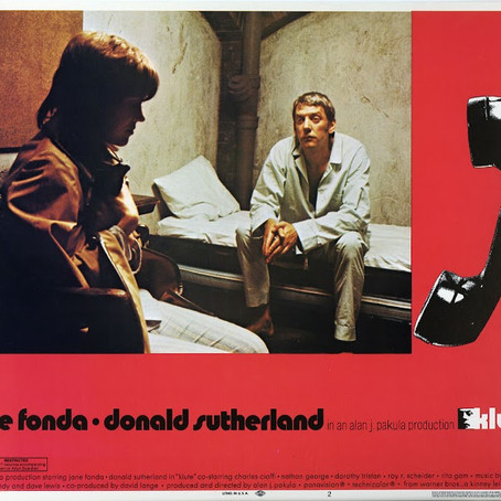 IN SHORT: Nice Work—Acting in Klute (1971)