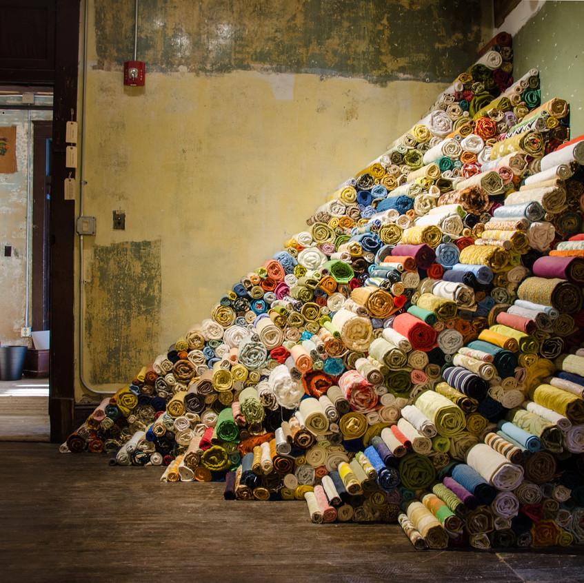 Nothing Can Be Something, Alex Meiser (Atlanta, GA), Summer 2016. Courtesy of Elsewhere Museum.
