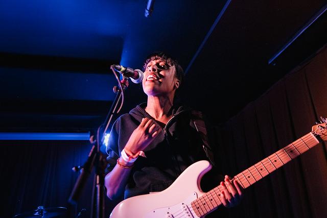 The Black Tones - Photo courtesy Eric Tra, NadaMucho.com