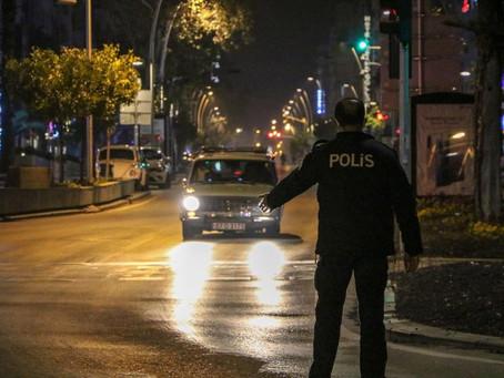 YILBAŞINDA KAPIMIZA POLİS GELEBİLİR Mİ ?