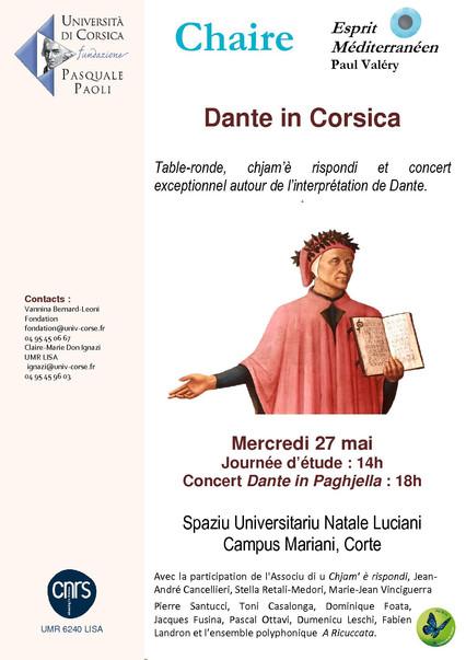 750 anni fà…nascia Dante Alighieri!