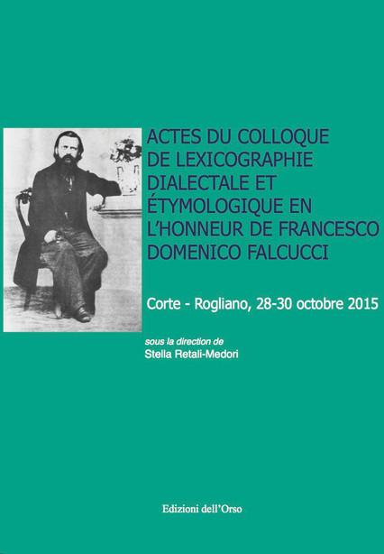 En mémoire de Francesco Domenico Falcucci