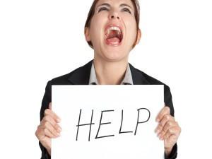 Help sign - this job sucks