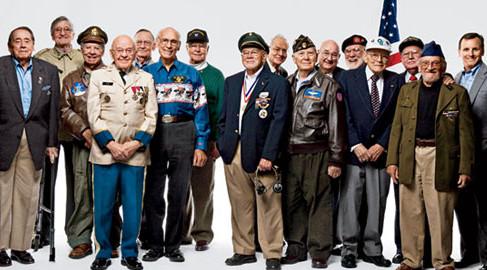 Honoring Our Aging Veterans – Veterans Affairs (VA) benefit