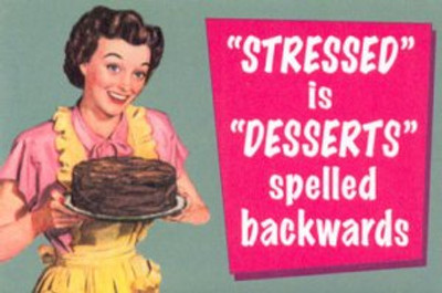 Well Meaning Friends May Cause Stress