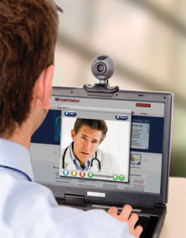 This Just In: Physician consultations by video conferencing