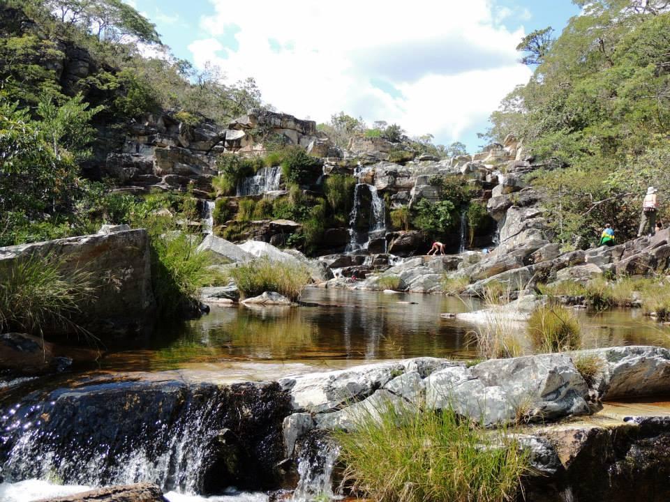 Cachoeira da Lapinha da Serra
