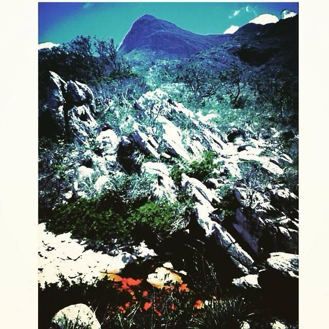 O Pico do Breu e...