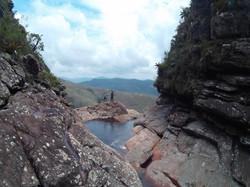 Cenário do Pico do Breu