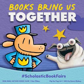 Bushy Park Fall Book Fair - 10/25 to 10/29/2021