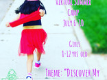 """Summer Camp - """"Discover My Superpowers"""""""