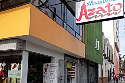 Fachada Azato