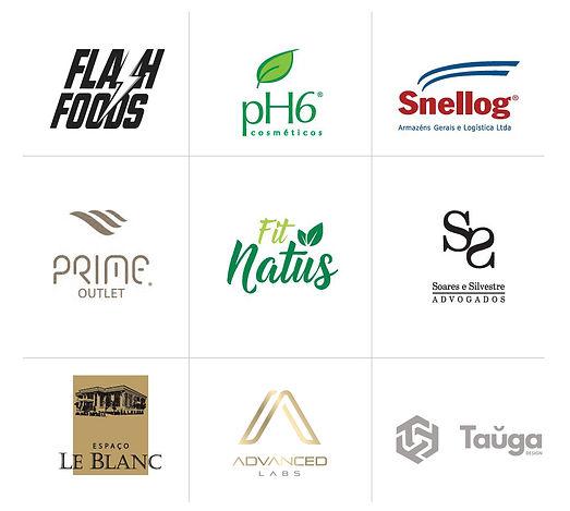 marcas e logotipos