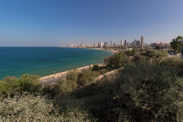 Mar Mediterraneo Israel