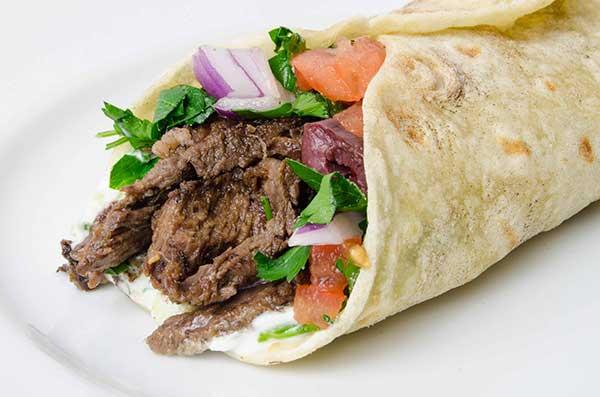 Shawarma - Lanche