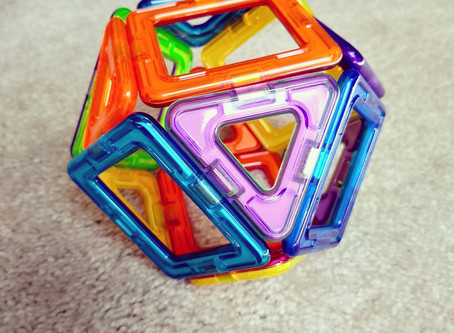 Fun with Magformers
