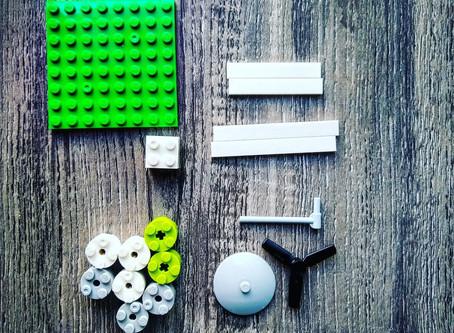 Renewable Energy lesson with Legos