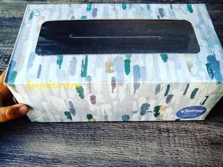 Kleenex Box Monster!