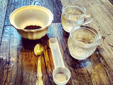 Morning Cuppa & diffusion
