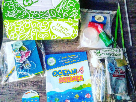 Hands-on-Learning with Green Kids Crafts
