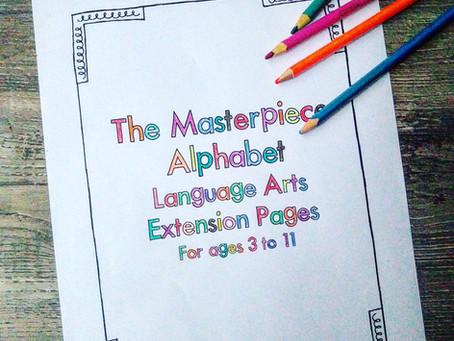 Homeschooling with The Masterpiece Studio
