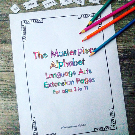 Homeschooling with The Masterpiece Studio