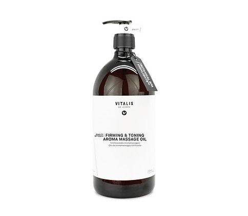 Firming & Toning Aroma Massage Oil - 1000 ml