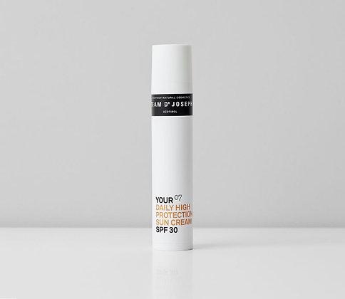 Your Daily High Protection Sun Cream SPF 30 50 ml