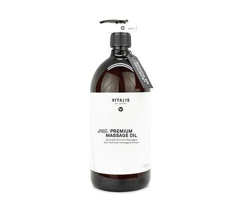 Premium Massage Oil - 1000 ml