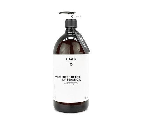 Deep Detox Massage Oil - 1000 ml