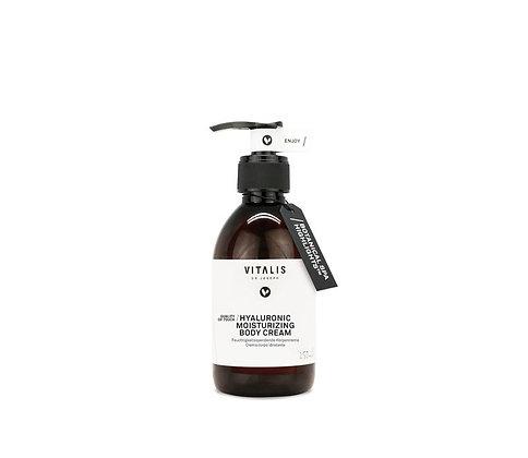 Hyaluronic Moisturizing Body Cream - 250 ml