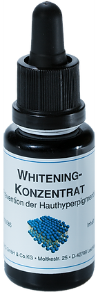 Whitening-Konzentrat