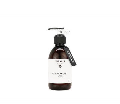 Pure Vegetable Argan Oil - 250 ml