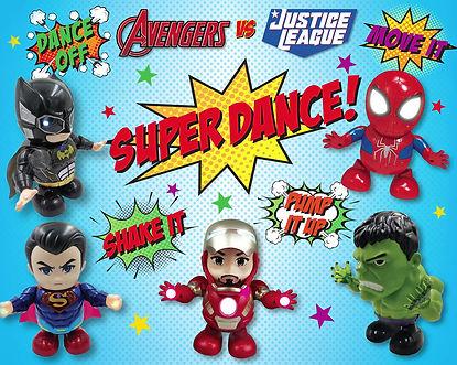 DANCE HEROES