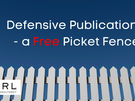 Defensive Publications - a Free Picket Fence