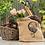 Thumbnail: Jute Bag with Kiwi print
