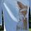 Thumbnail: Fox Tea Towel: Organic Fluffy