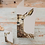 Thumbnail: Willow the fawn Mini Card