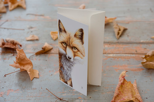 Grace (Mrs Fox) Card