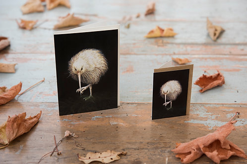 White Kiwi Card