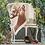 Thumbnail: Stag: Single-colour Art Print Tea Towel