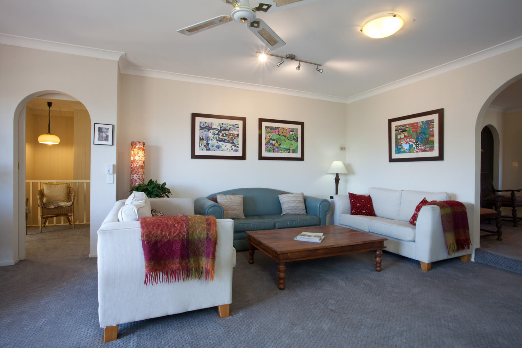 Wanderers Retreat Guest Lounge 1