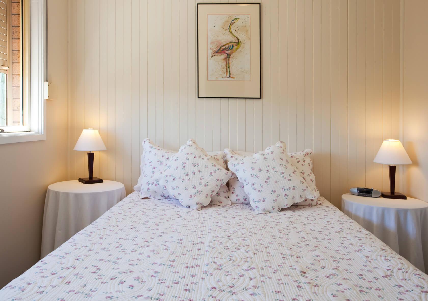 Wanderers Retreat Bedroom 1a