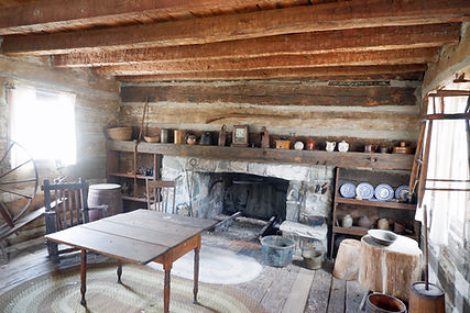Log House interior.jpg