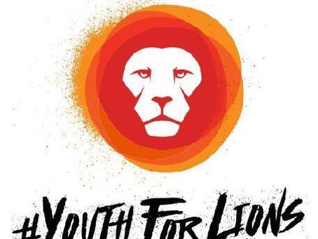 #YouthForLions