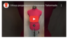 Раздвижной манекен Tailormade видео