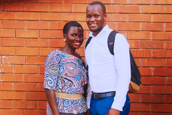 Open Economics Uganda volunteers