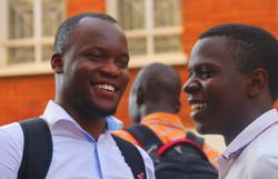 Makerere University Students